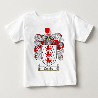 COMBS FAMILY CREST -  COMBS COAT OF ARMS BABY T-Shirt