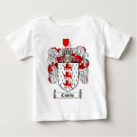 COMBS FAMILY CREST -  COMBS COAT OF ARMS INFANT T-SHIRT