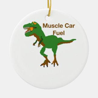 Combustible del coche del músculo adorno redondo de cerámica