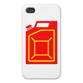 Combustible iPhone 4 Protectores