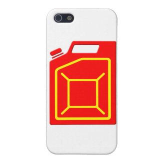 Combustible iPhone 5 Cárcasas