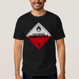 Combustible Shirt