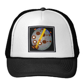Combustion Chamber Trucker Hat