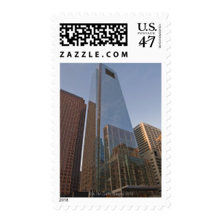 Comcast Center and Bell Atlantic Tower Postage Stamp