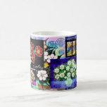 Comco Flower Art Mug