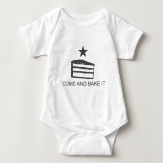 Come and Bake It Items Baby Bodysuit