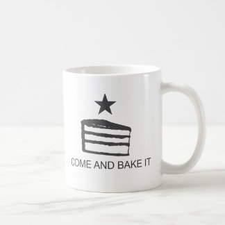 Come and Bake It Items Classic White Coffee Mug