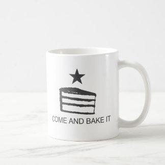 Come and Bake It Items Coffee Mug