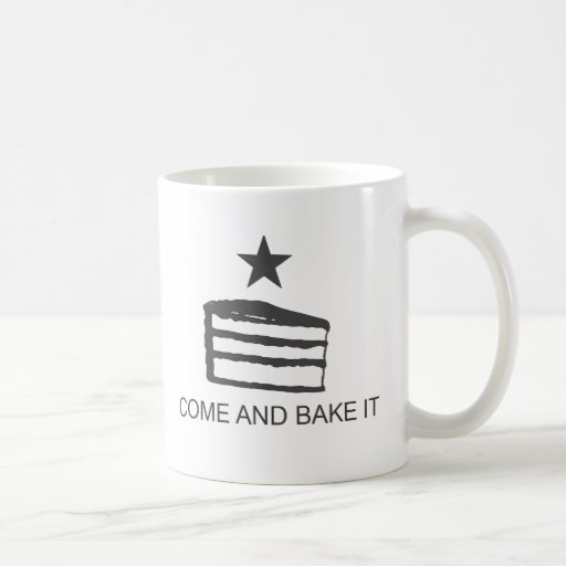 Come and Bake It Items Mugs