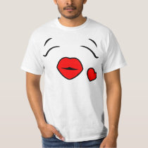Come And Give Me A Kiss Cute T-Shirt
