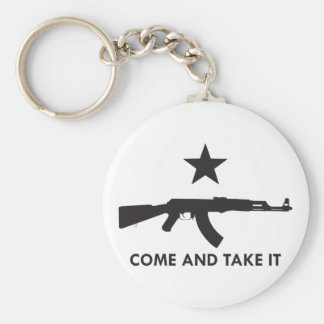 Come and take it! (AK47) Keychain