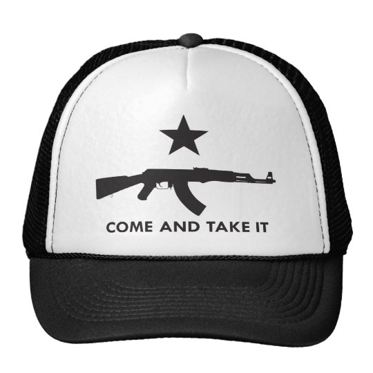 Come and take it! (AK47) Trucker Hat