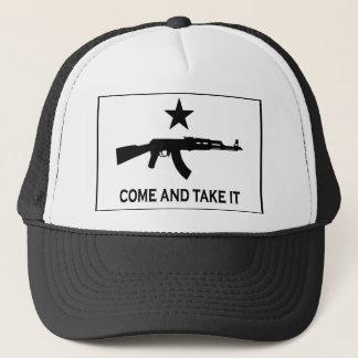 Come and take it Ak47 Trucker Hat