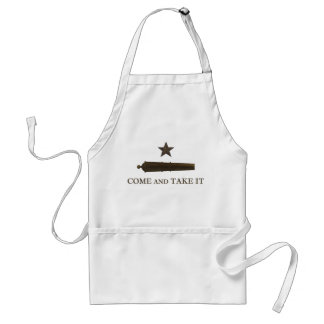Come and Take It Adult Apron