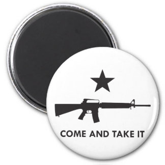 Come and take it! (AR15) Magnet