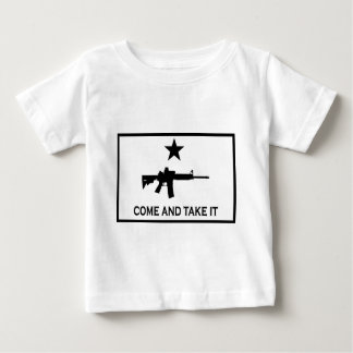 Come and take it AR-15 T Shirt