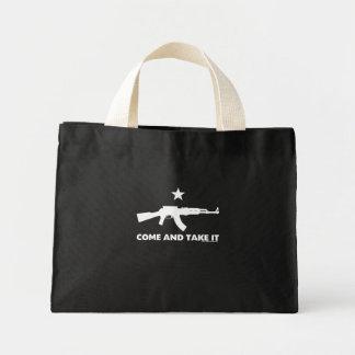 COME AND TAKE IT BAG