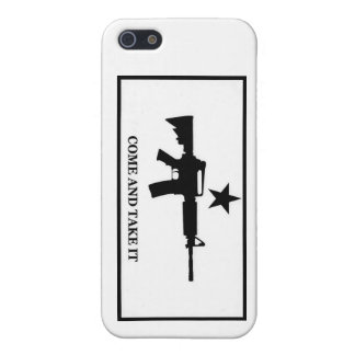 Come and Take It! Case For iPhone SE/5/5s
