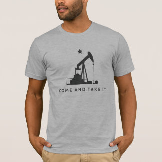Come and Take It - Cgilly T-Shirt