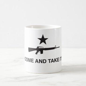 Beach Themed 'Come and Take It' Coffee Mug