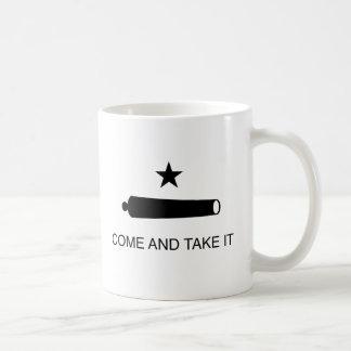 Come and Take It Flag Coffee Mug