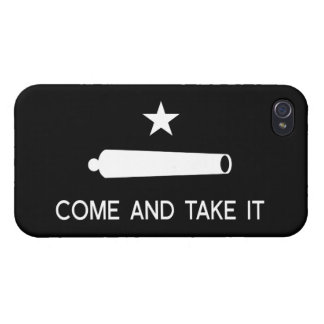 Come and Take It Flag iPhone 4/4S Cover