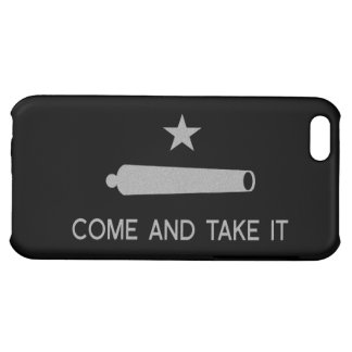 Come and Take It Flag Case For iPhone 5C
