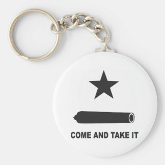 Come and Take it Flag Keychain