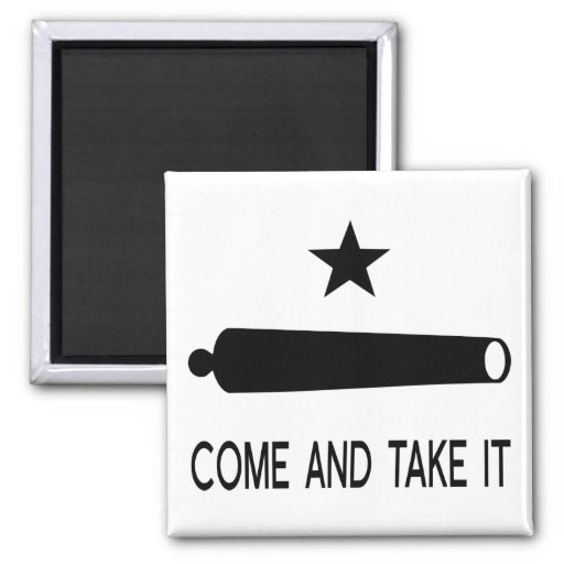 Come and Take It Flag Magnets