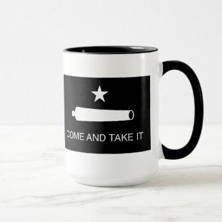 Come and Take It Flag (Reversed) Mug