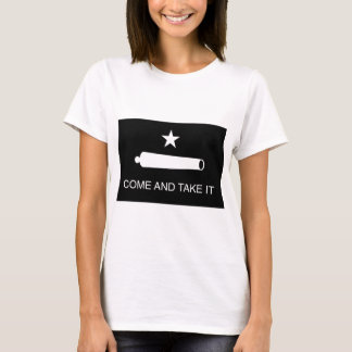 Come and Take It Flag (Reversed) T-Shirt
