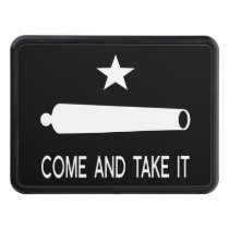 Come and Take It Flag ~ Texas Trailer Hitch Cover