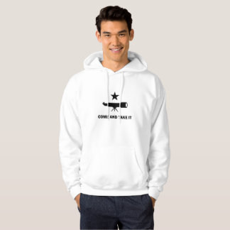 """""""Come and Take It"""" for Scientists Hoodie"""