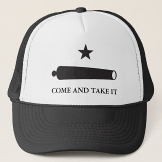 COME AND TAKE IT! Gonzales Flag, Will Bratton Trucker Hat