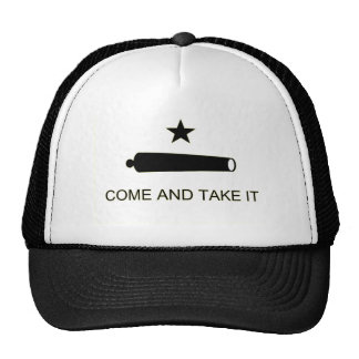 Come and Take it Trucker Hats