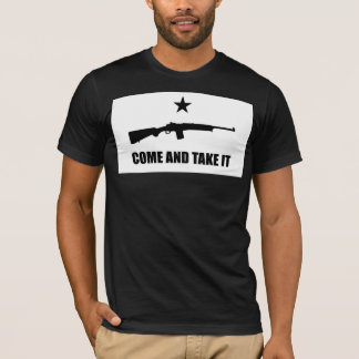 COME AND TAKE IT - Mini-14 Ranch Rifle No. 1 T-Shirt