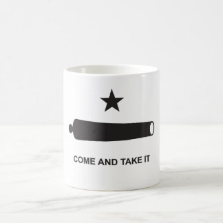 Come And Take It Classic White Coffee Mug
