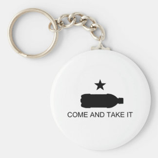 Come And Take It Nanny Staters! Basic Round Button Keychain