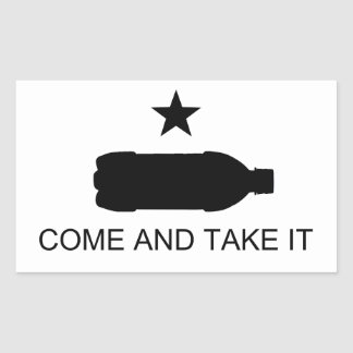 Come And Take It Nanny Staters (Sticker)