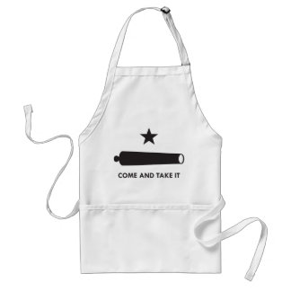 Come and take it! (Original) Adult Apron