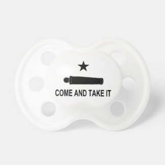 Come and Take It! Pacifier