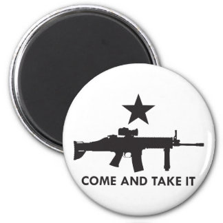 Come and take it! (Rifle 2) Magnet