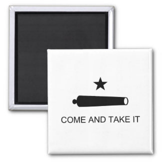 Come And Take It Texas Flag Battle of Gonzales Magnet