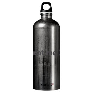 Come at me, ghosts! Grey Water Bottle