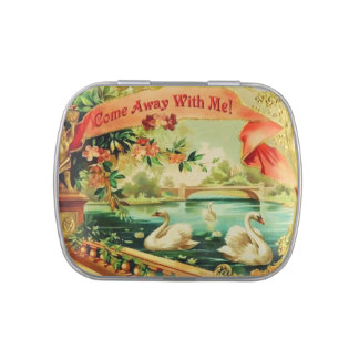 Come Away With Me! Jelly Belly Candy Tins