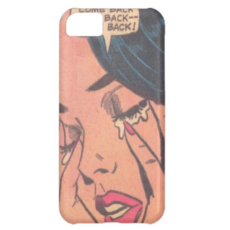 come back baby girl crying iPhone 5C cases