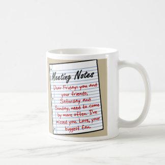 Come Back Soon Coffee Mug