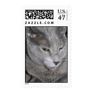 Come Closer Postage Stamp