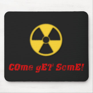 Come Get Some! Mousepads