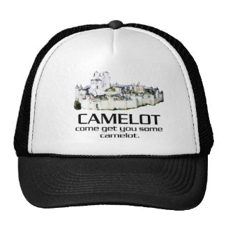 Come Get You Some Camelot. Trucker Hat